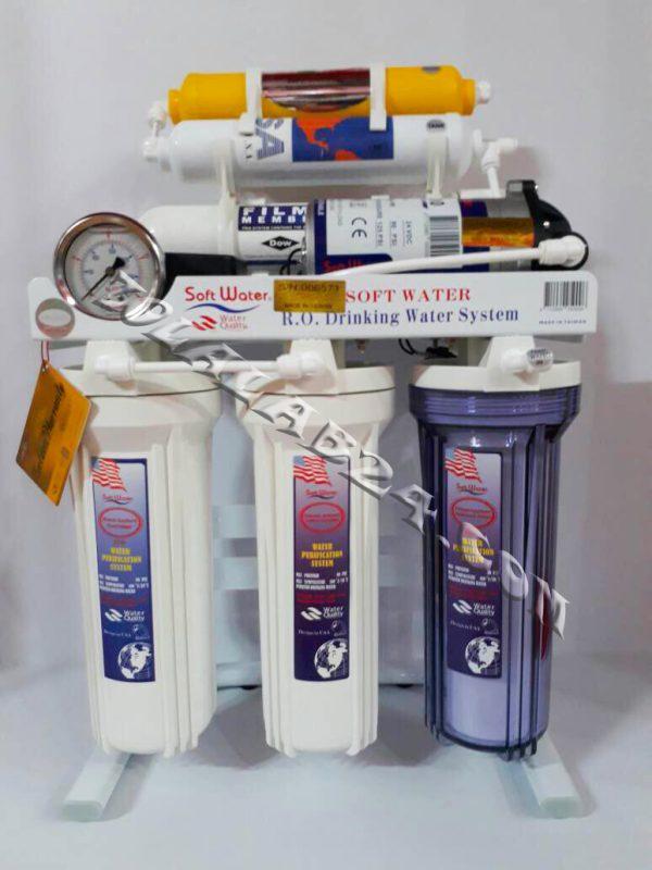 دستگاه تصفیه آب سافت واتر اصلی