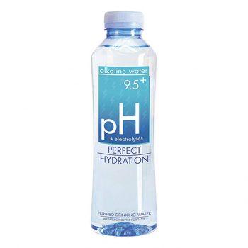 اهمیت مصرف آب قلیایی