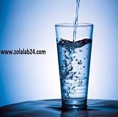 اهمیت مصرف آب تصفیه شده
