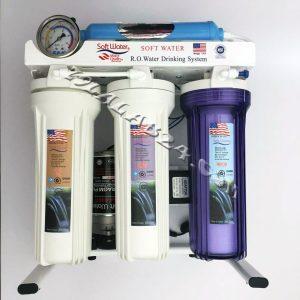 دستگاه تصفیه آب سافت واتر SOFT WATER