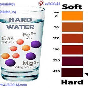 سختی آب مطلوب