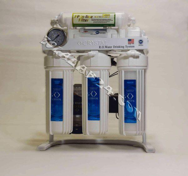 دستگاه تصفیه آب کریستال