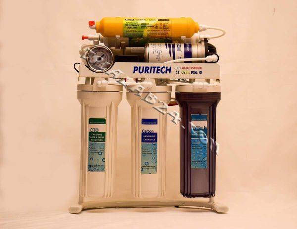 دستگاه تصفیه آب پیوریتک