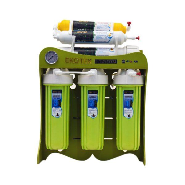 دستگاه تصفیه آب اکوتک